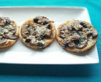 Recettes de champignon pied bleu mytaste - Cuisiner les champignons pieds de mouton ...