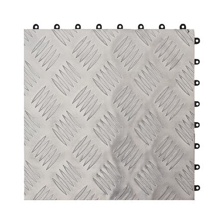 Jabo Trall Aluminium 30x30cm
