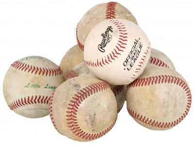 Baseball - äkta baseball från USA