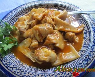 Recetas de como hacer oreja de cerdo en salsa mytaste for Cocinar oreja de cerdo