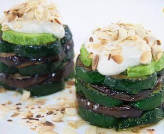 Recetas de milhojas francesa mytaste for Verduras francesas