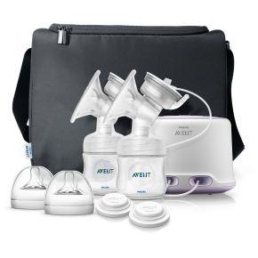 Philips Avent Comfort, dubbel elektrisk bröstpump