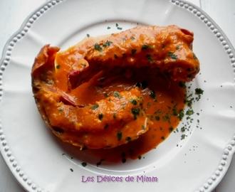 Recettes de decongeler langouste mytaste - Cuisiner queue de langoustes crues surgelees ...