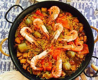 Recetas de como cocinar caracol de mar fresco mytaste for Como cocinar 5 kilos de arroz