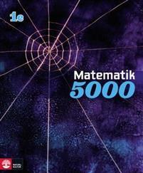 Matematik 5000 Kurs 1c Blå Lärobok