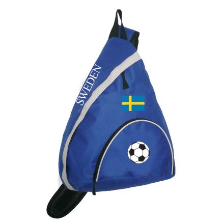 Coolaste Sverige ryggsäcken Sweden Fotbolls EM