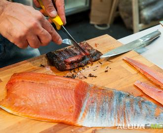 Ricette di come cucinare il salmerino mytaste - Come cucinare le trote ...
