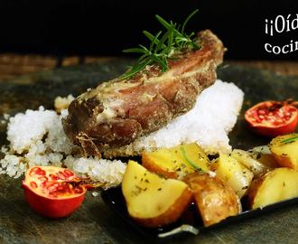 Recetas de solomillo de cerdo iberico al horno mytaste Solomillo iberico al horno
