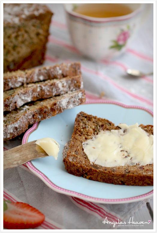 Fröigt och nyttigt glutenfritt bröd