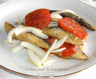 Recetas de como asar sardinas en casa sin que huela mytaste - Como cocinar sardinas ...