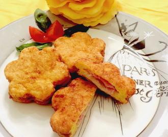 Ricette di fiori di pancarre antipasti antipasti mytaste for Mozzarella in carrozza parodi