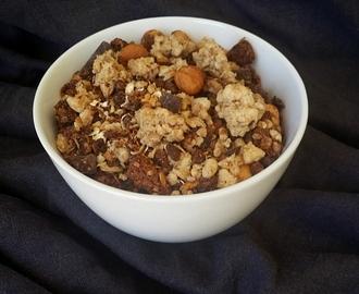 Recetas de con muesli mytaste for Cocinar quinoa hinchada