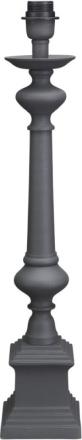 PR Home Stilo Lampfot Jako Grå 65 cm