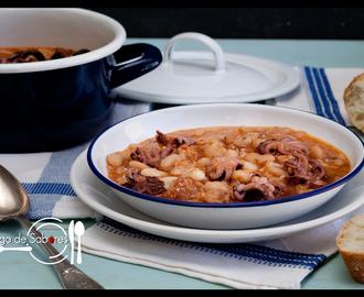 Recetas de cocinar alubias sin olla mytaste - Como cocinar alubias rojas ...
