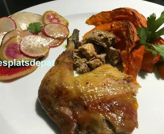 Recettes de poule faisane au four mytaste - Cuisiner une poule faisane ...