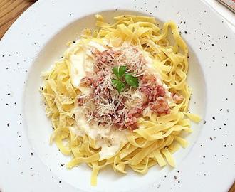 Recetas de como hacer nata para espaguetis mytaste - Como hacer salsa de nata ...