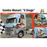 Italeri 1/24 Volvo Sandro Munari IL DRAGO FH Truck