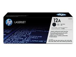 HP Toner 12A svart (Q2612A)