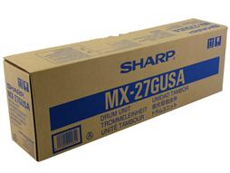 Sharp trumma trefärg MX27GUSA