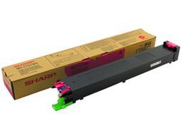 Sharp magenta toner MX27GTMA