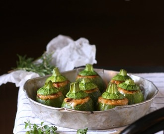Ricette di come cucinare le zucchine tonde mytaste for Cucinare zucchine tonde