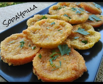 Recetas de que hacer con tomates verdes mytaste - Como hacer pimientos verdes fritos ...