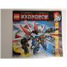 LEGO EXO FORCE MANUAL 8106