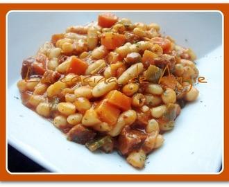 Recetas de ensalada de judias blancas de bote mytaste for Cocinar judias blancas de bote
