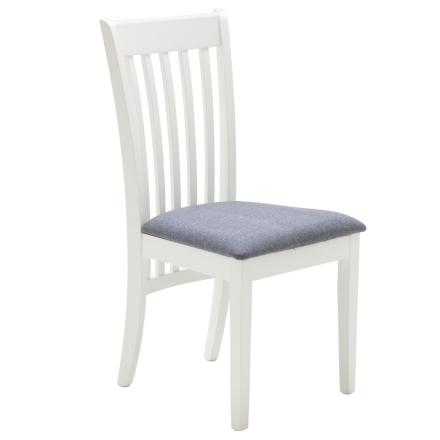 Luna stol med grå tygsits - Vi