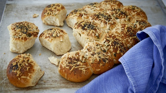 Brytbröd med or..