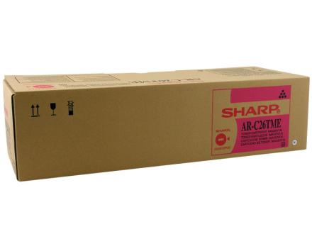 SHARP Magenta Toner Cartridge ARC26TME