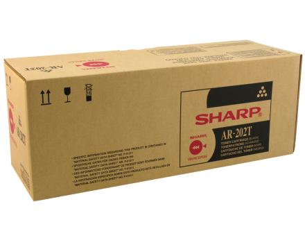 SHARP Black Toner Cartridge AR202T
