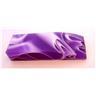 Akryl block violett/vit