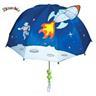 Barn paraply med fint rymd motiv- från amerikanska Kidorable