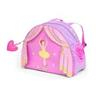 Praktisk ryggsäck för barn med ballerina-motiv från amerikanska Kidorable