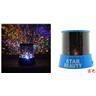 NY! Blå Fantastic Star Master Light Belysning projektor