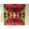 3 Servetter röda rosor med hjärta 33 x 33 cm No.167