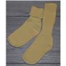 nya st 23-26 ljus gula ull sockar strumpa smidiga o varma