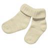 nya st 17-19 vit ull socka strumpa smidiga o varma st 17-19