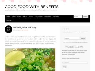 Good food with benefits | About food in general. Good, healthy, romantic and tasty food. From my kitchen or from others…