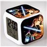 Star wars klocka alarm led yoda väckarklocka