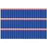 100st Nerf N'Strike Mega pilar, ammunition, Dart, Refill
