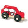 Rally Mini Cooper - Träbil