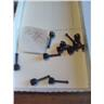 lego svart svarta antenner spakar ny