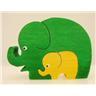 PUSSEL i trä, Elefanter