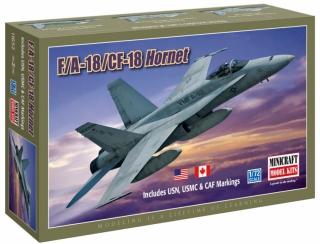 F/A-18/CF-18 Hornet 1/72