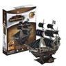 Leksaker Pussel 3D - Cubic Fun - The Queen Annes Revenge skeppet 155 NYTT