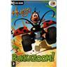 Gulliga lilla HUGO - Bukkazoom / PC spel / NYTT