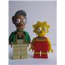 Lego Figur Figurer - Simpsons - 2st Figurer FKL 1376