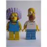 Lego Figur Figurer - Simpsons - 2st Figurer FKL 1371